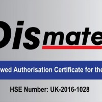 Dismate with Renewed License for the UK